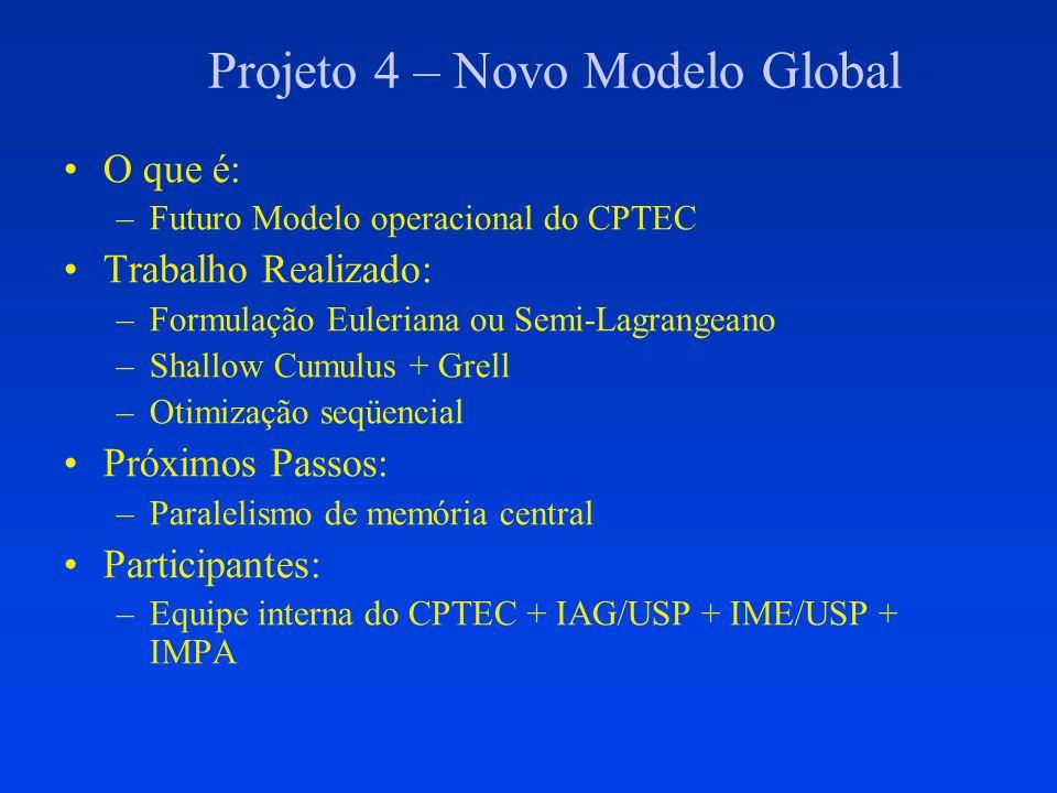 Projeto 4 – Novo Modelo Global