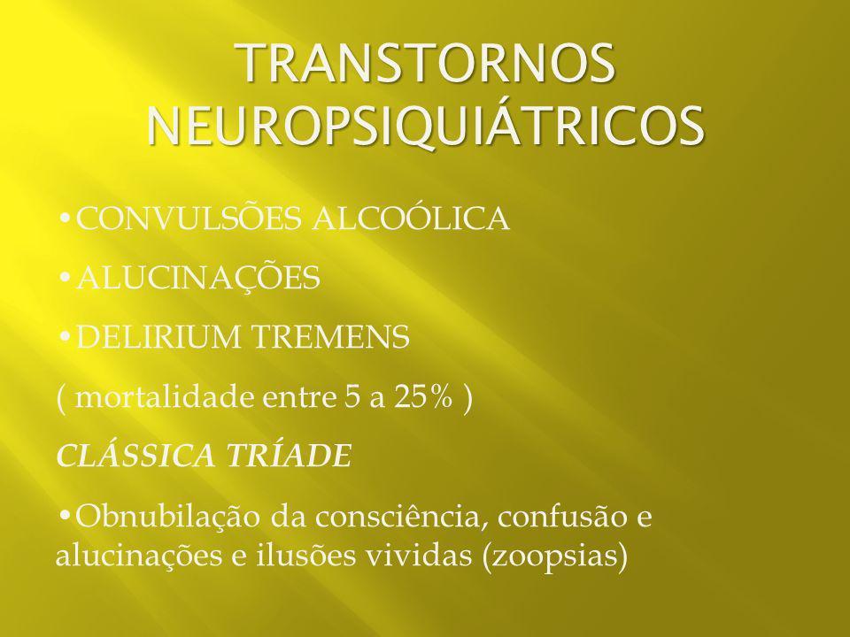 TRANSTORNOS NEUROPSIQUIÁTRICOS