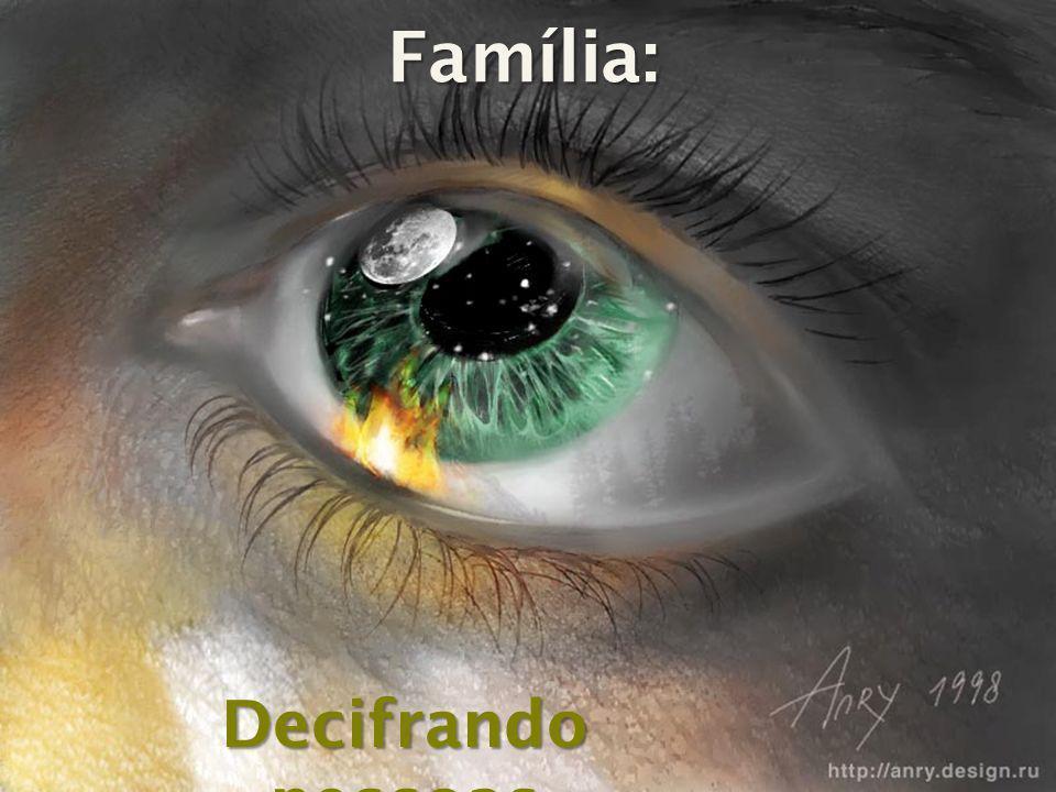 Família: Decifrando pessoas
