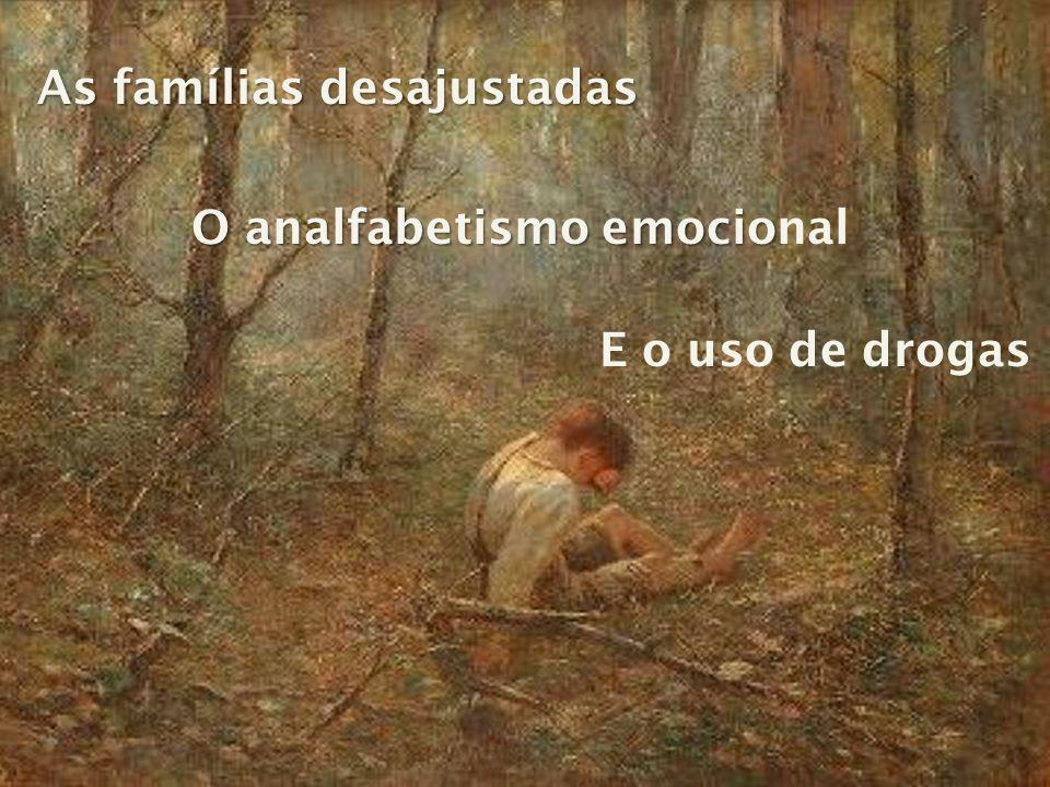 O analfabetismo emocional