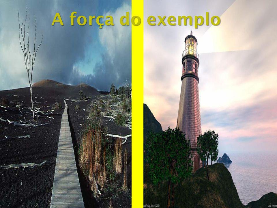 A força do exemplo