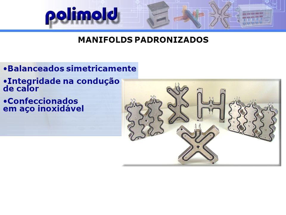 MANIFOLDS PADRONIZADOS