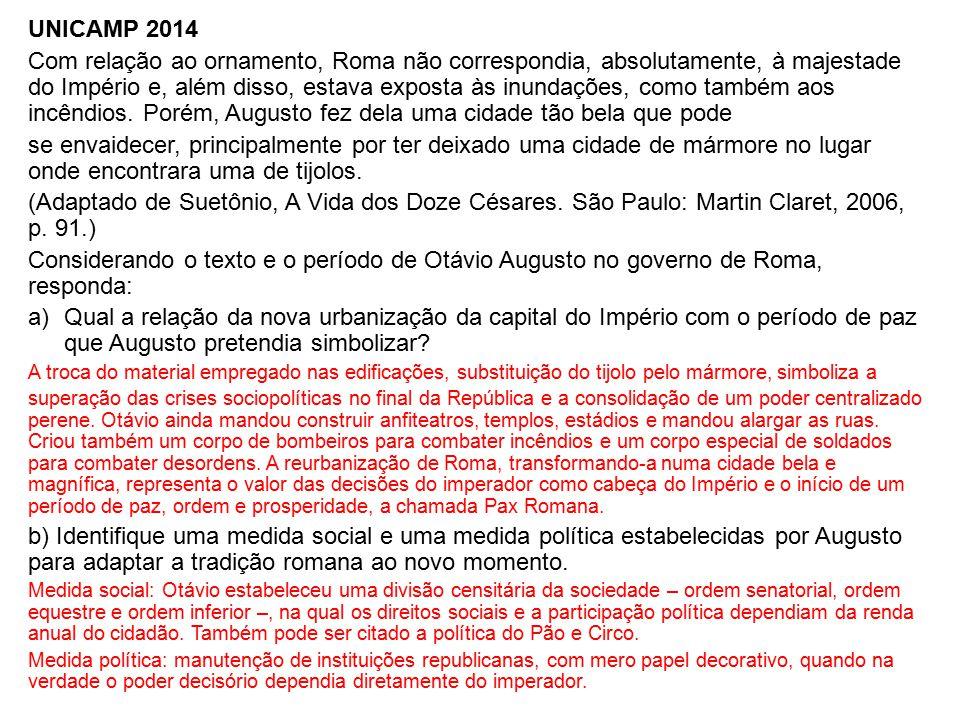 UNICAMP 2014