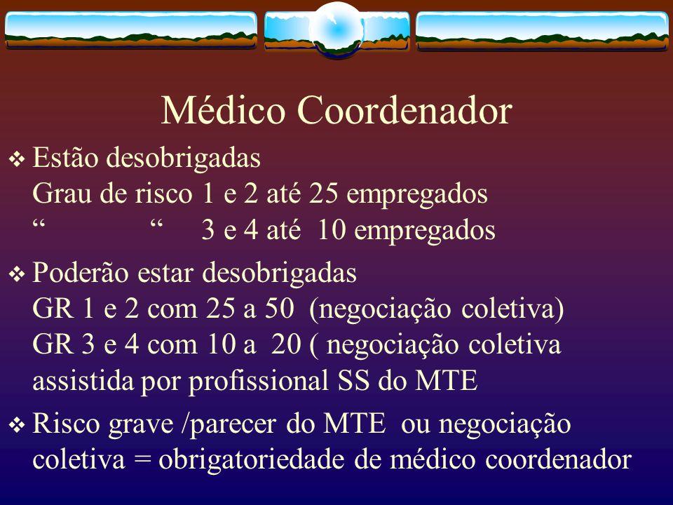 Médico Coordenador