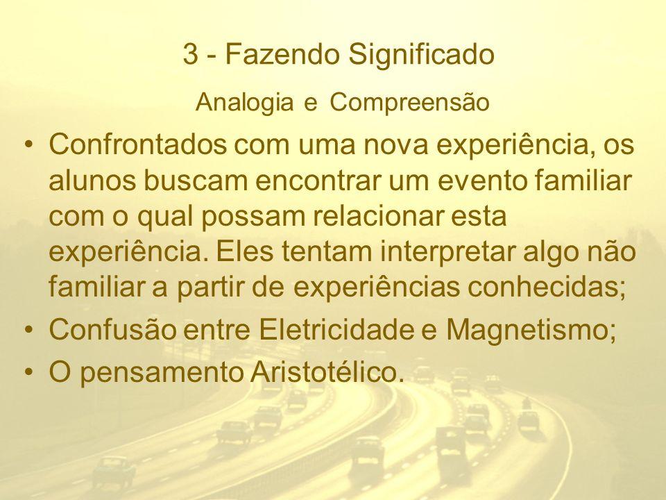 3 - Fazendo Significado Analogia e Compreensão