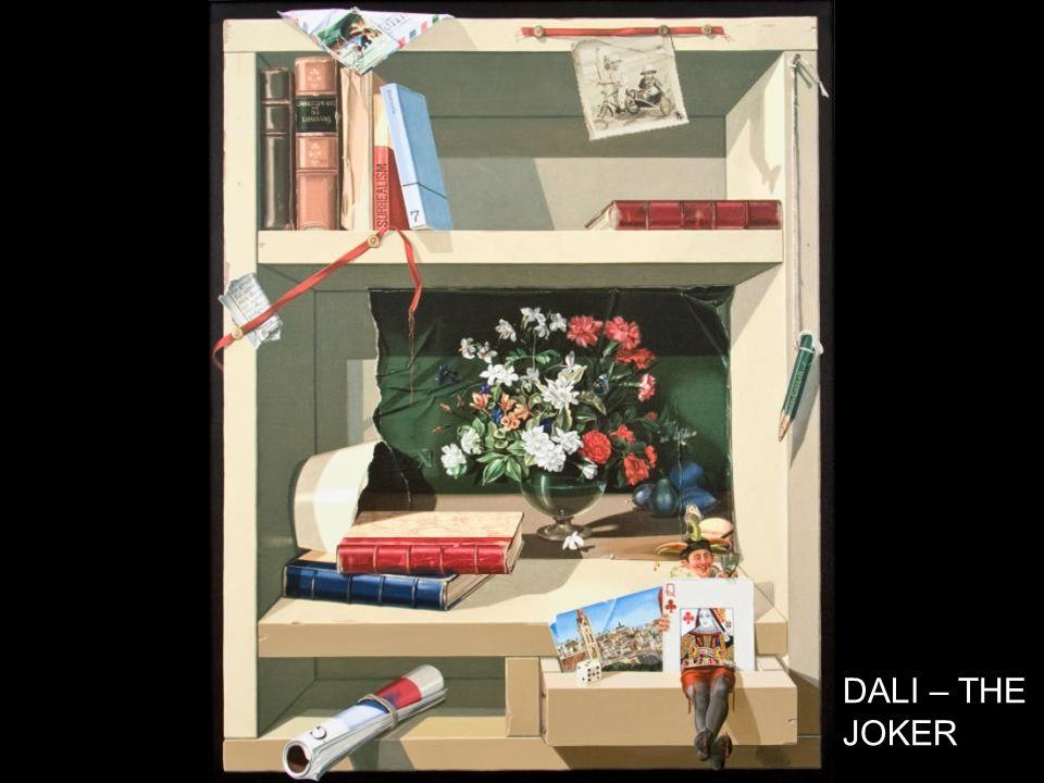 DALI – THE JOKER DALI – THE JOKER