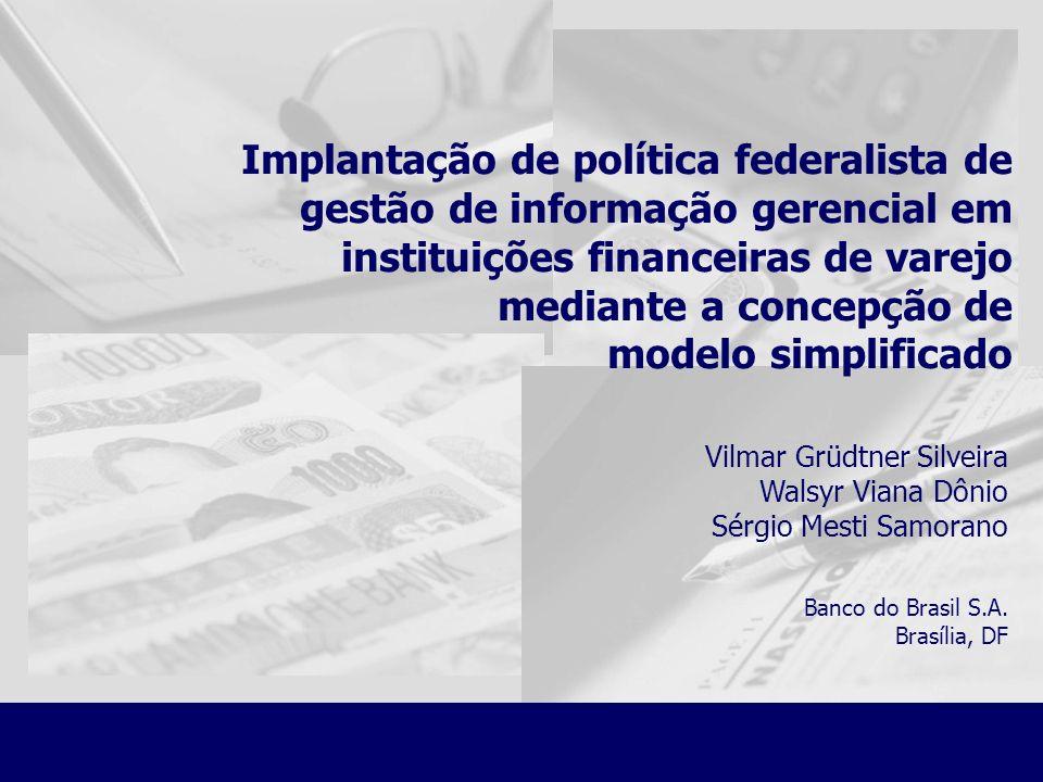 Implantação de política federalista de