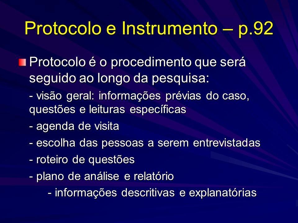 Protocolo e Instrumento – p.92