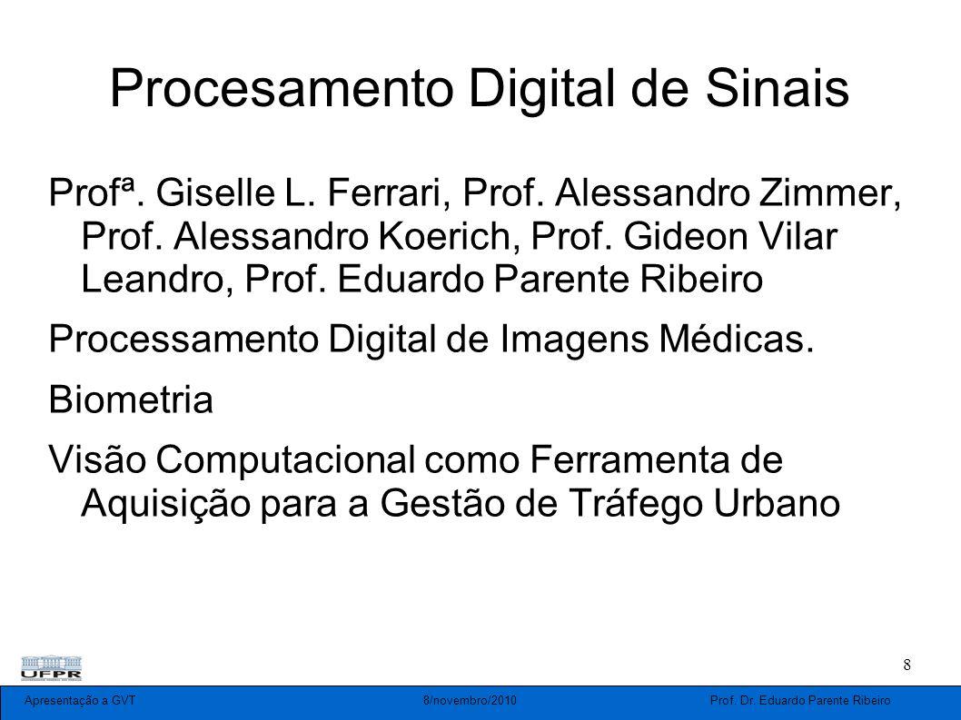 Procesamento Digital de Sinais