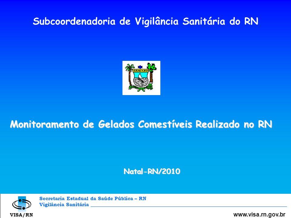 Subcoordenadoria de Vigilância Sanitária do RN