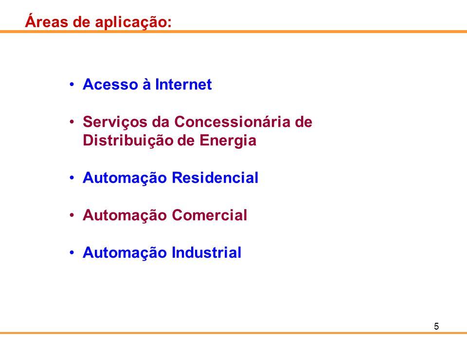Serviços da Concessionária de Distribuição de Energia