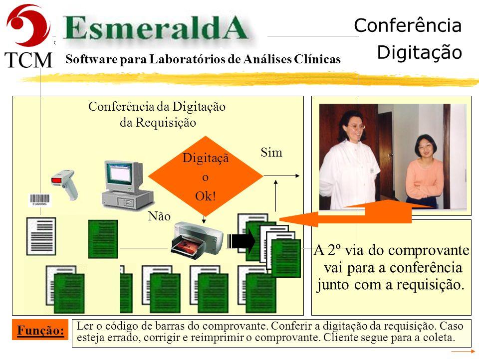 Conferência Digitação