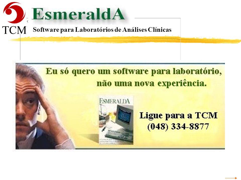 Software para Laboratórios de Análises Clínicas