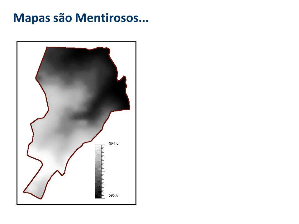 Mapas são Mentirosos... 695.6 894.0