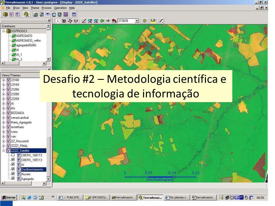 Desafio #2 – Metodologia científica e tecnologia de informação