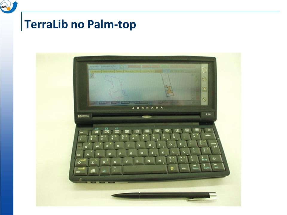 TerraLib no Palm-top