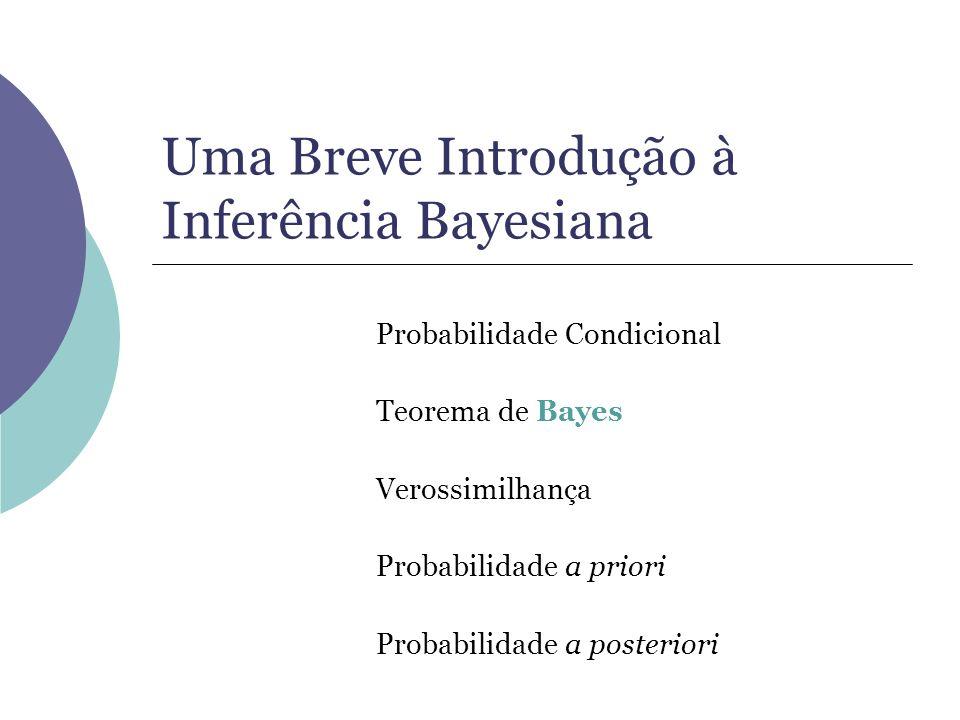 Uma Breve Introdução à Inferência Bayesiana