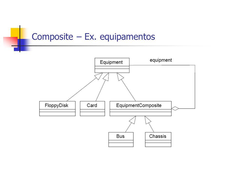 Composite – Ex. equipamentos