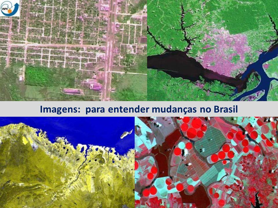 Imagens: para entender mudanças no Brasil