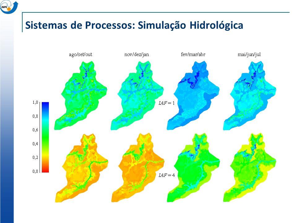 Sistemas de Processos: Simulação Hidrológica