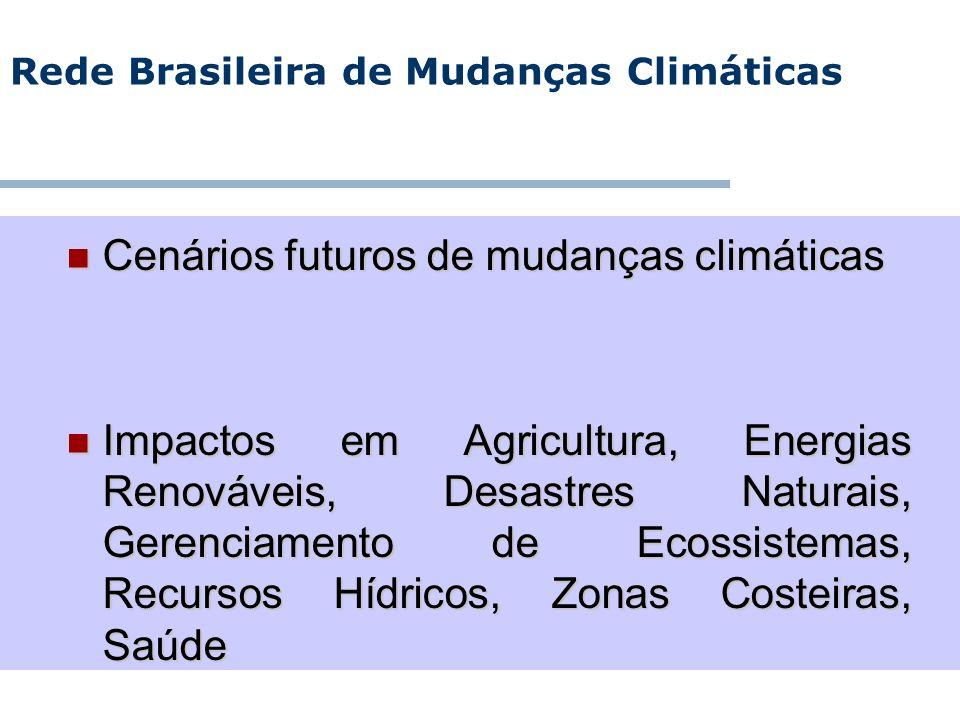 Rede Brasileira de Mudanças Climáticas