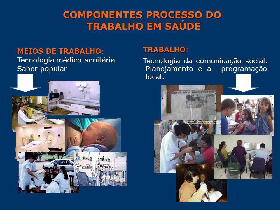 COMPONENTES PROCESSO DO