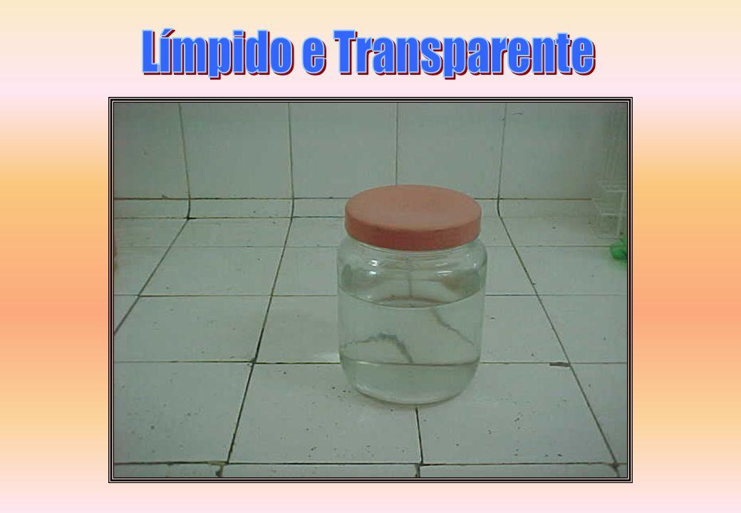 Límpido e Transparente