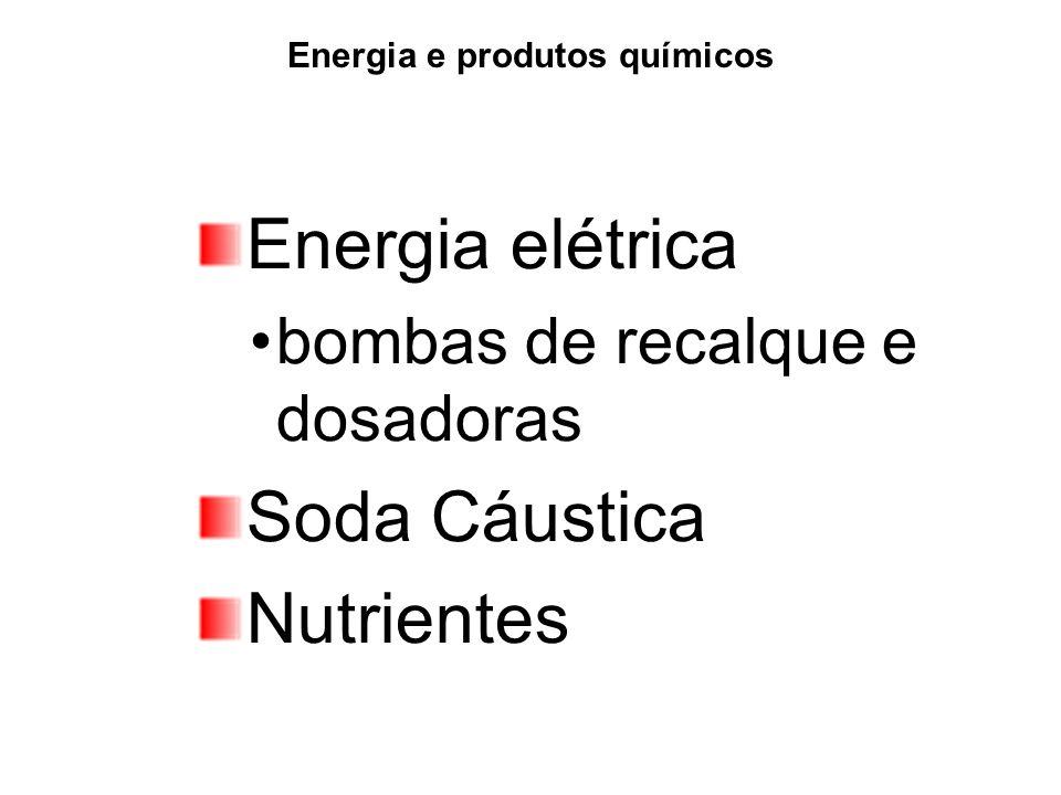 Energia e produtos químicos