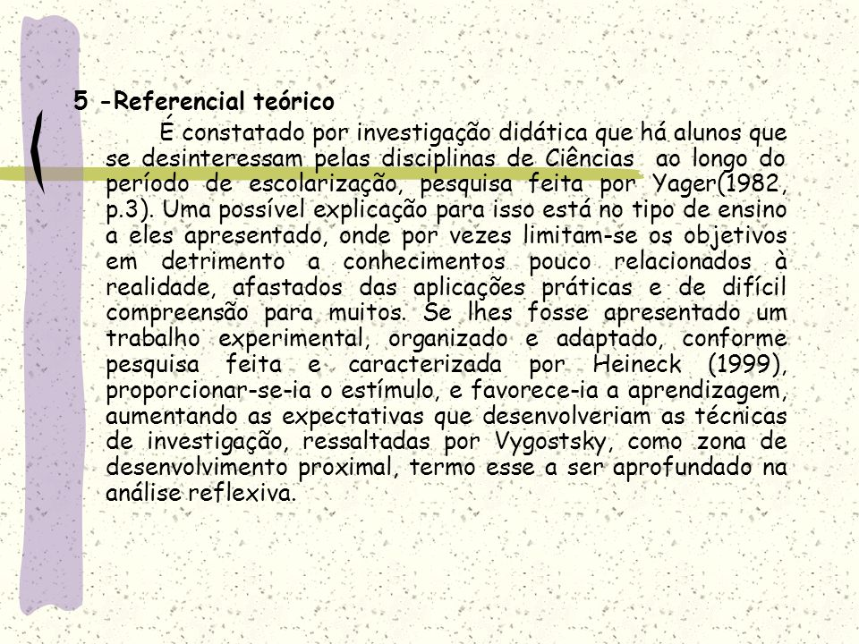 5 -Referencial teórico
