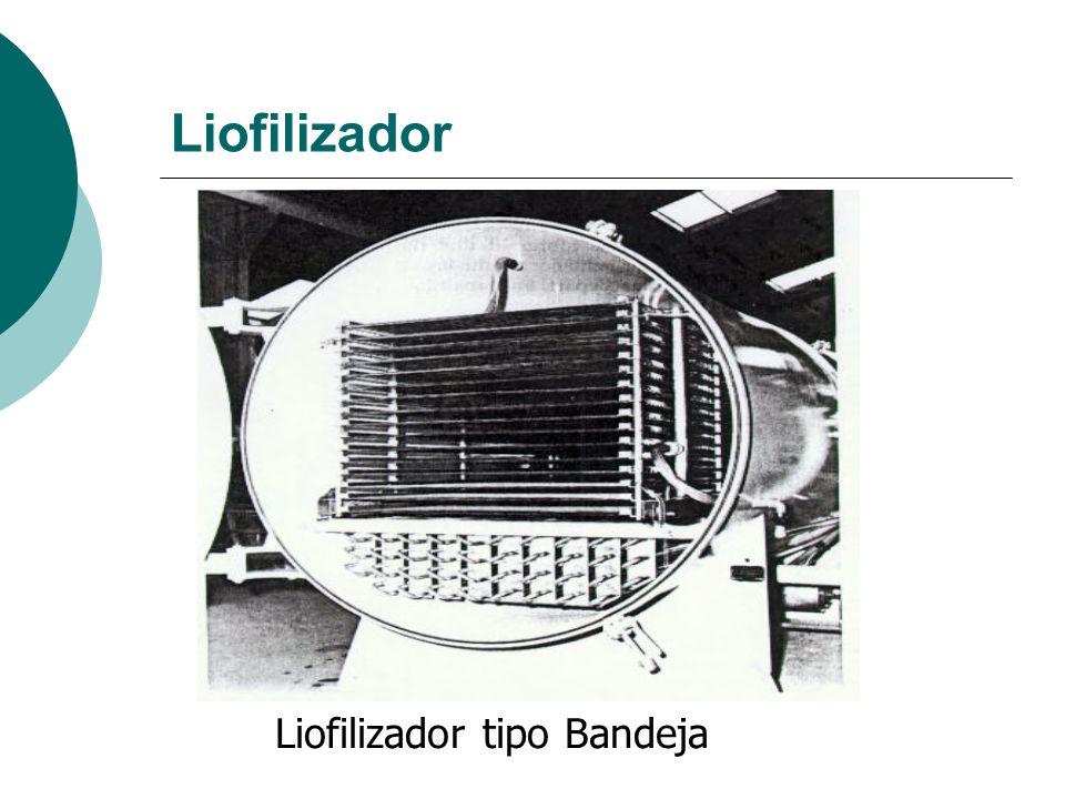 Liofilizador Liofilizador tipo Bandeja