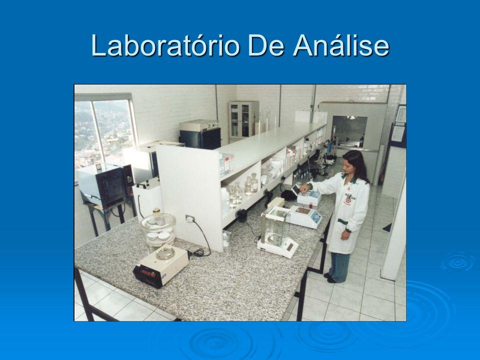 Laboratório De Análise