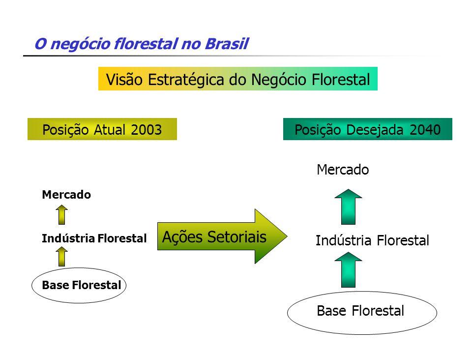 Visão Estratégica do Negócio Florestal
