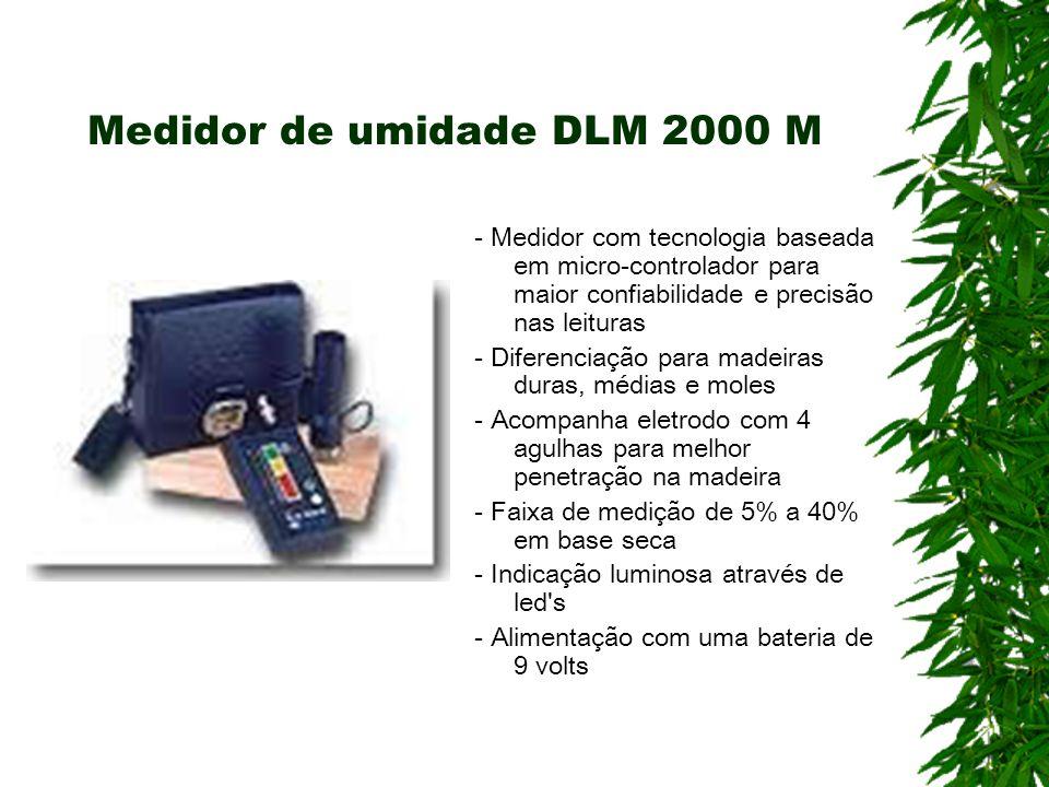 Medidor de umidade DLM 2000 M