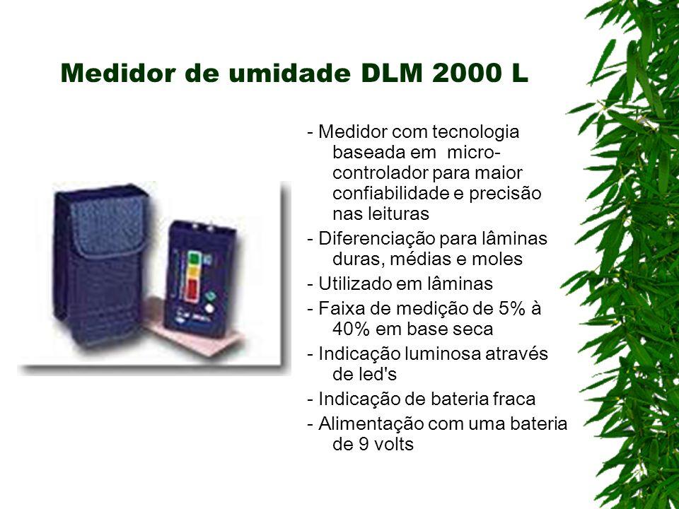 Medidor de umidade DLM 2000 L