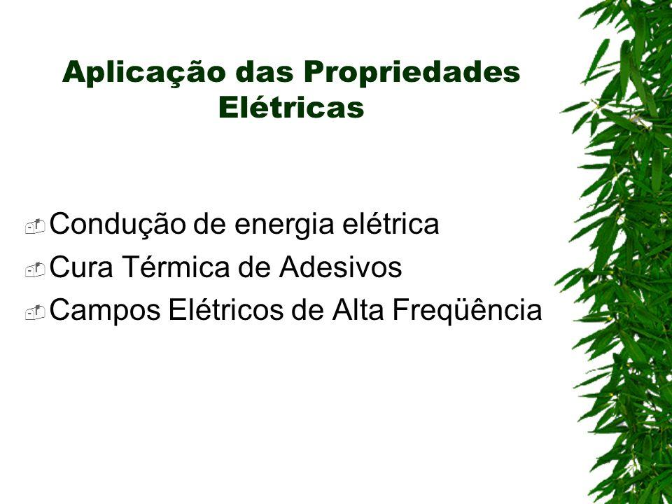 Aplicação das Propriedades Elétricas