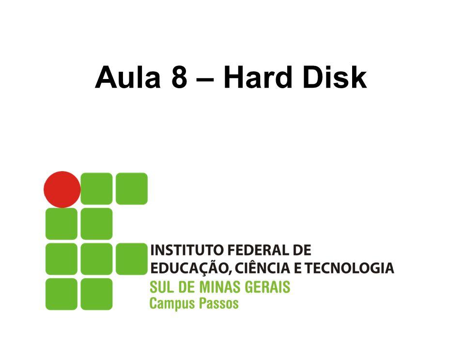 Aula 8 – Hard Disk