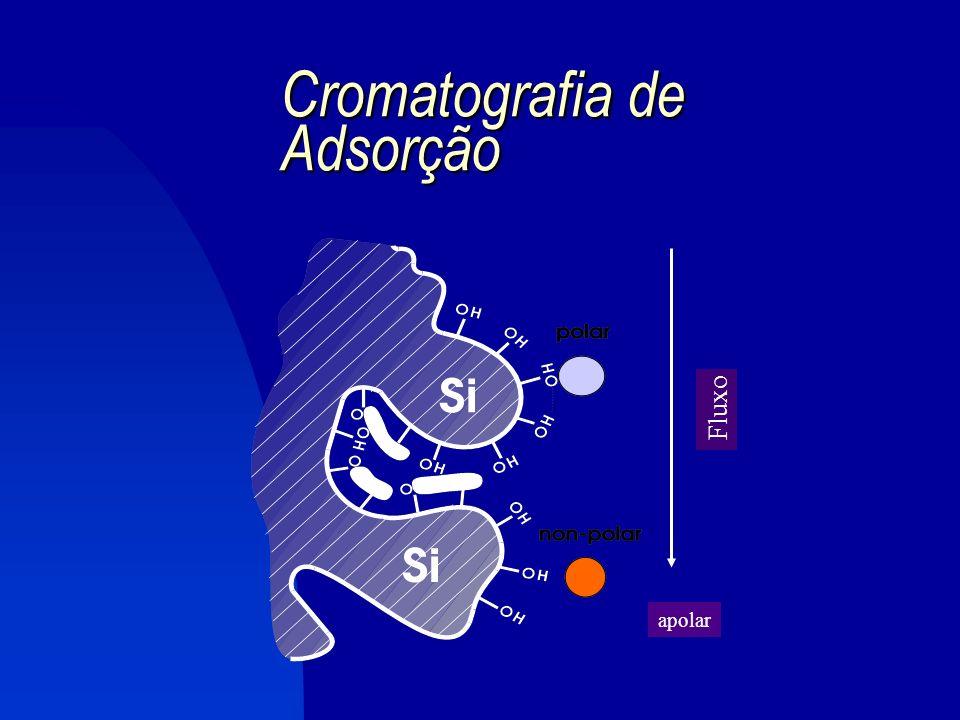 Cromatografia de Adsorção