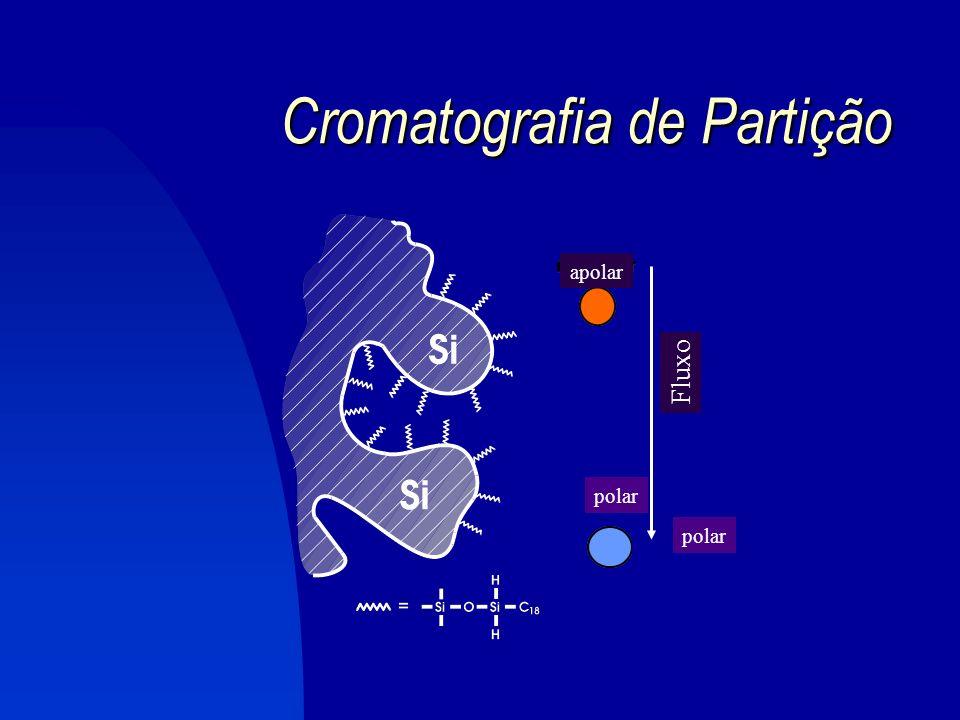 Cromatografia de Partição