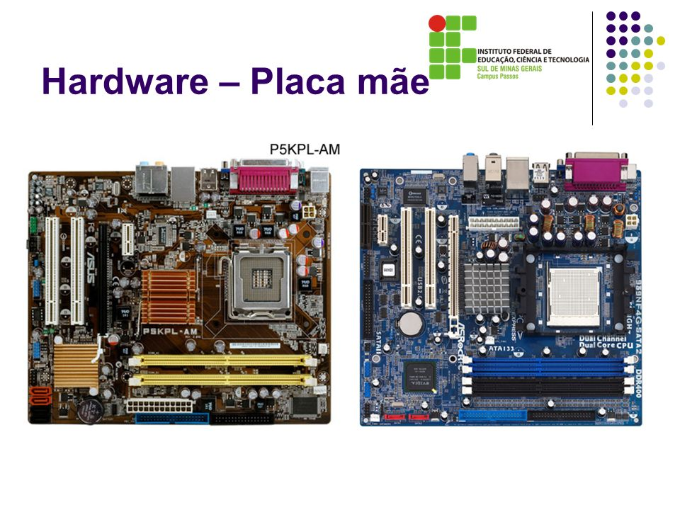 Hardware – Placa mãe