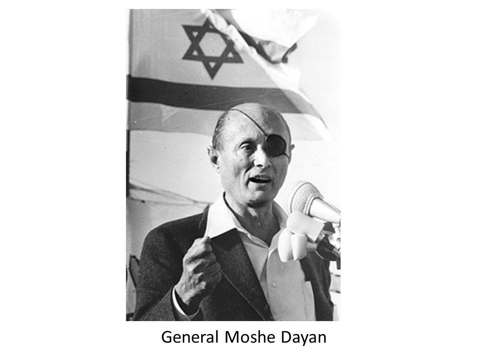 General Moshe Dayan