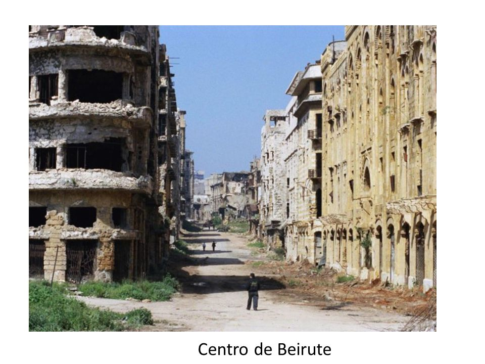 Centro de Beirute