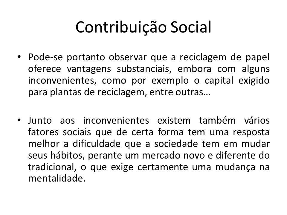 Contribuição Social