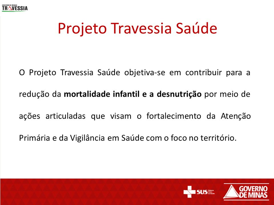 Projeto Travessia Saúde