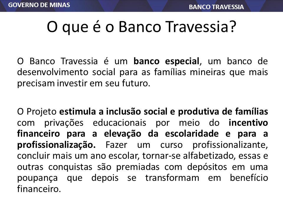O que é o Banco Travessia