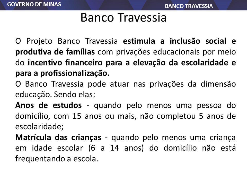 Banco Travessia