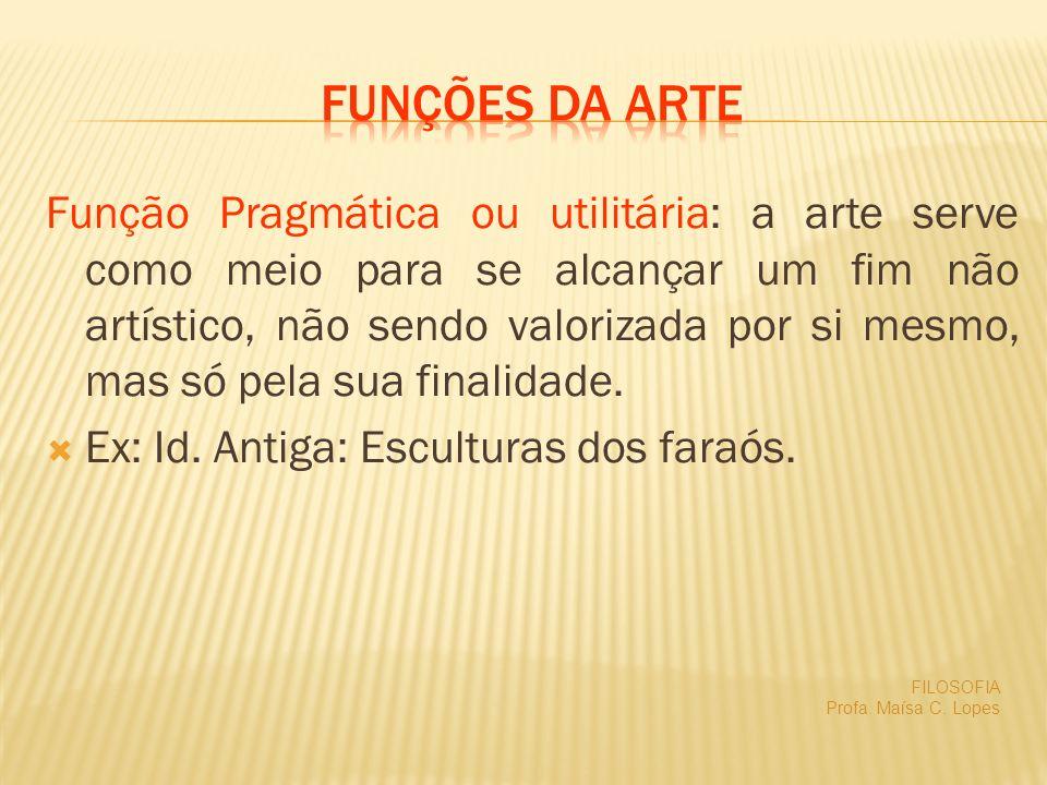 Funções da Arte