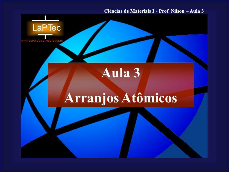 Aula 3 Arranjos Atômicos