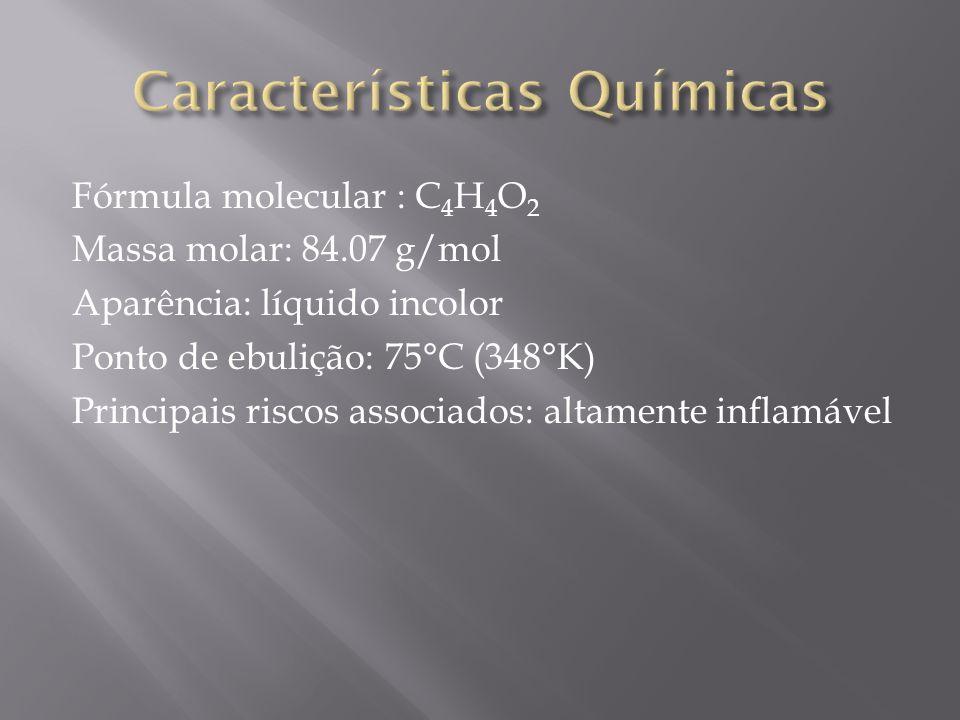 Características Químicas