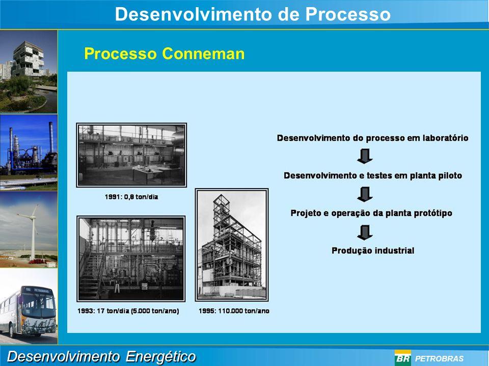 Desenvolvimento de Processo