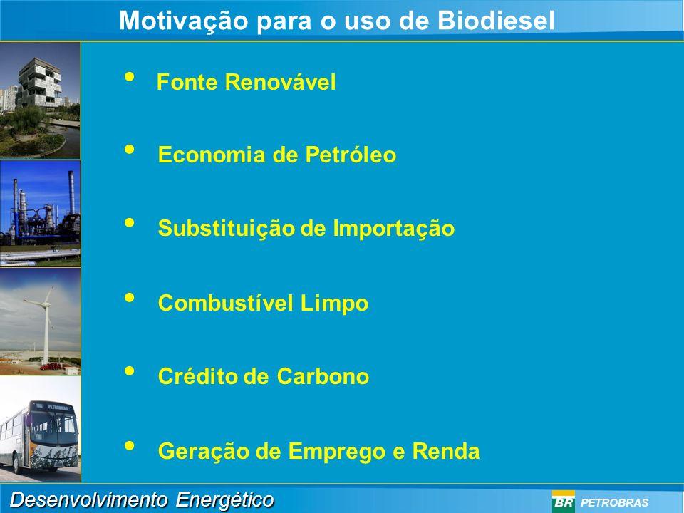 Substituição de Importação Combustível Limpo Crédito de Carbono